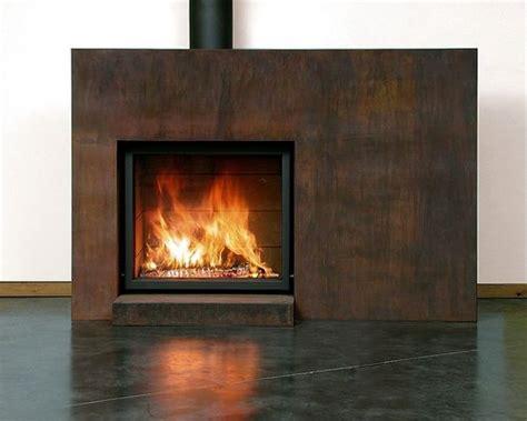 Fireplace Metal by Corten Steel Fireplace Fireplace