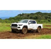 2017 Toyota Tacoma TRD Pro First Drive No Pavement Problem