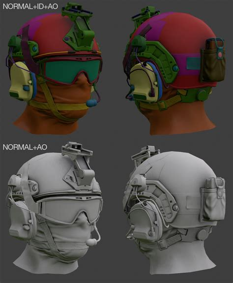 zbrush ao tutorial us soldier wip polycount