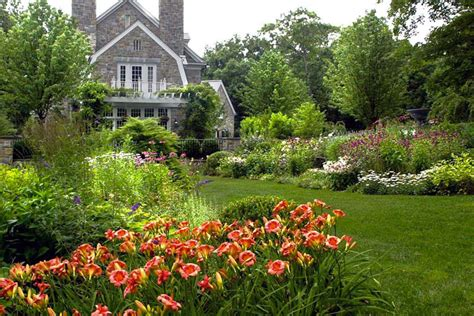 beautiful garden and landscape design