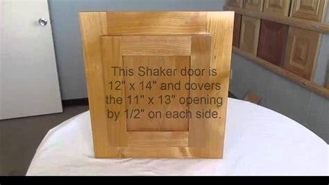How To Measure For New Cabinet Doors Youtube Measuring Cabinet Doors