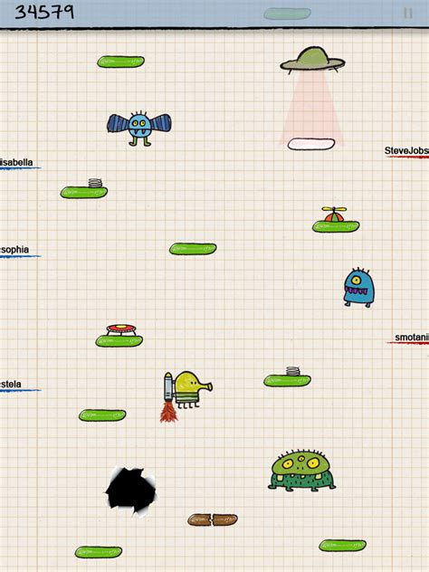 doodle jump doodle jump makes the leap to the kafka