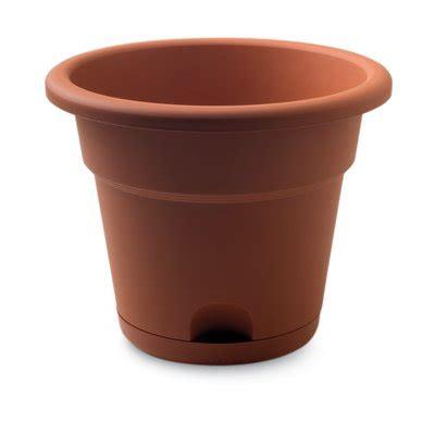 vasi giardinaggio vasi giardinaggio greentime vaso con sottovaso 30 cm
