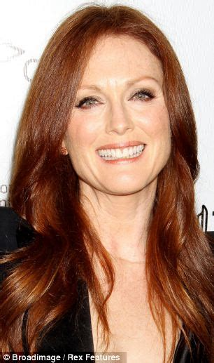 actresses with red hair over 40 hair loss here s the lotions potions and gadgets to keep