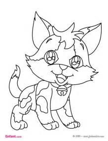 Coloriages Pour Fille Le Chat