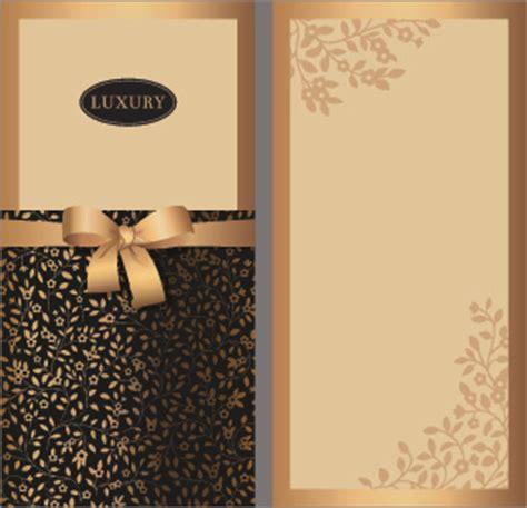 Wedding Card Design Cdr Format by Invitation Card Design Cdr Free Vector 14 614