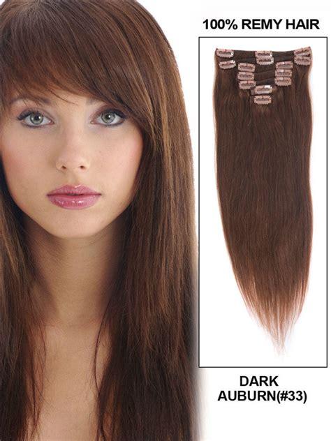 auburn hair extensions best extensions for auburn hair 16 inches in hair