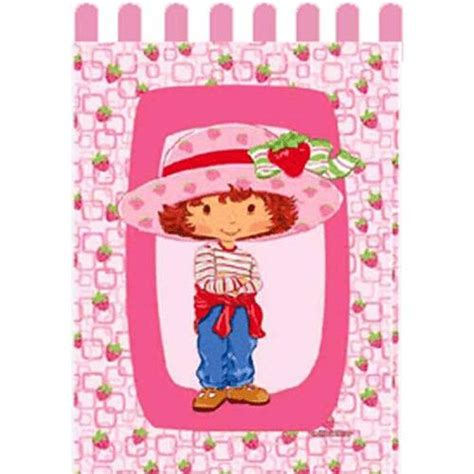 Strawberry Shortcake Curtains strawberry shortcake curtain