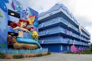 Two Bedroom Suites Orlando Disney Art Of Animation Resort The Little Mermaid Final