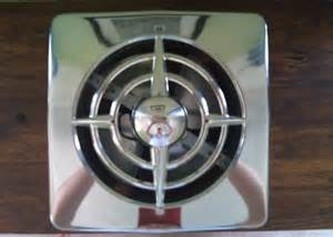 Kitchen Through Wall Exhaust Fan Vintage 1950s Berns Air King 10 Quot Side Wall Kitchen Exhaust