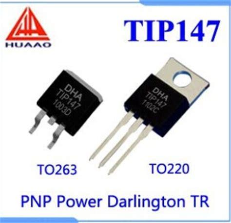 transistor darlington tip147 tip142 tip147 npn pnp power darlington transistor ic exportimes