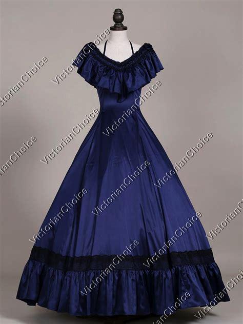 southern edwardian vintage gown