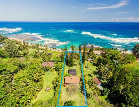 Vacation Home Kauai - north shore beachfront estate a luxury home for sale in hanalei hawaii kauai county 293705