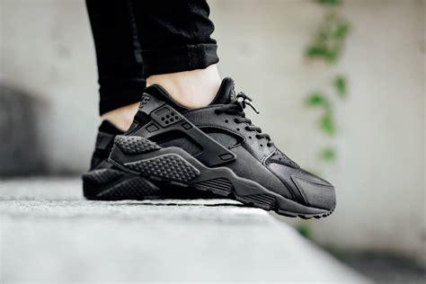 Nike Wmns Air nike wmns air huarache run black sneakers addict