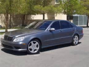 Mercedes S430 Price 2005 Mercedes S430 4 Door Sedan 133148
