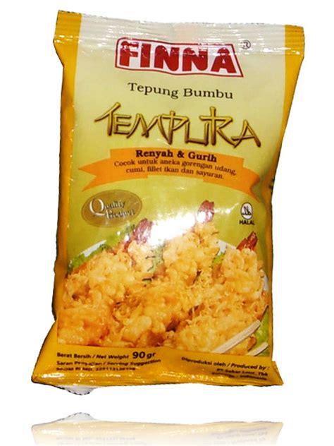 Finna Bumbu Sayur Asam 50g pt sekar laut tbk products finna tepung bumbu tempura