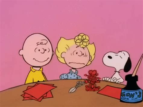 be my brown brown gif by peanuts find on giphy