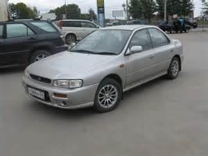 1999 Subaru Outback Impreza 1999 Subaru Impreza Pictures 1 5l Gasoline Ff
