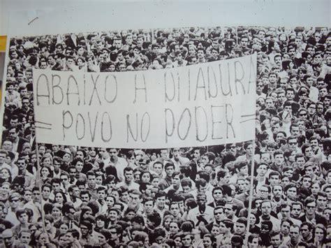 A Ditadura Os 50 Anos Do Golpe E A Ditadura No Brasil