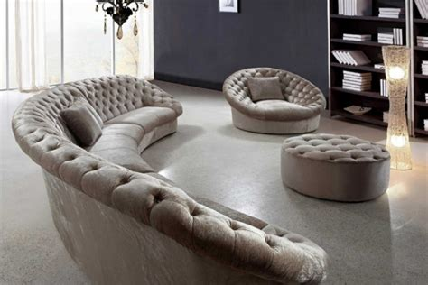 wohnzimmer couches ausgefallene sofas verleihen dem wohnzimmer eine