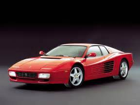 Picture Of A Testarossa Testarossa Wallpapers