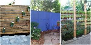 diy patio privacy screens backyard patio ideas