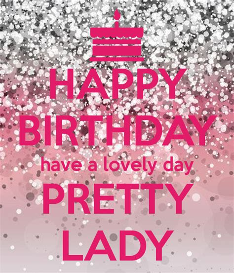 pretty birthday images happy birthday a lovely day pretty poster