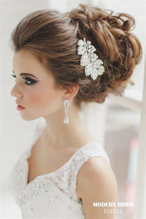 gorgeous wedding hairstyle inspiration modwedding