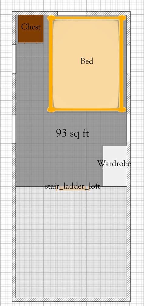 Tiny House Floor Plans    Tiny House Plan