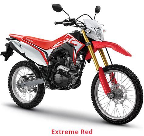 Honda Crf 150r 2008 Tanpa Mesin motor sport crf 150l pt astra honda motor