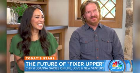 chip and joanna gaines contact chip and joanna gaines on the today show talk love and future