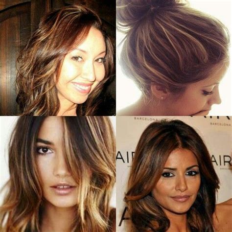 Whats The Difference Between Highlights And Frosted Brown Hair | what is the difference between highlights and lowlights