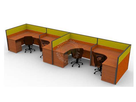 Meja Di Malaysia malaysia office partition workstation pembekal utama