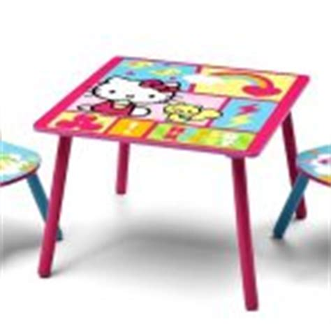 Hello Table And Chair Set by Hello Boots Kidsdimension