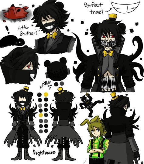 More From 5 by Pole Fnaf4 Nightmare By Dragontamer73 On Deviantart