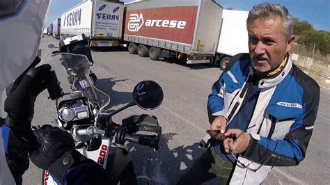 motosiklet ile istanbul yunanistan kavala turu motosiklet