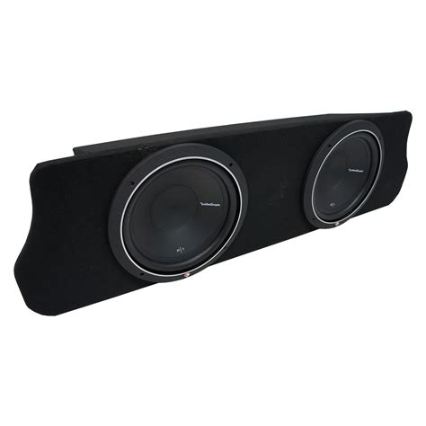 ford mustang subwoofer box 94 04 ford mustang coupe rockford punch p1s410 dual 10