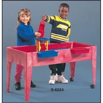 indoor sand and water table indoor outdoor sand and water table