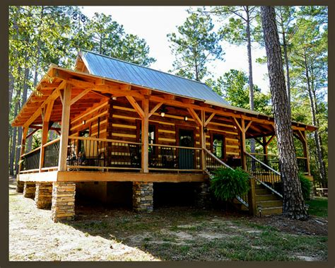 Weekend Cabin Plans by Home Dovetail Cabins