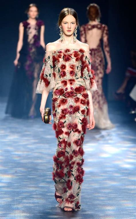 best of new york fashion week marchesa from new york fashion week fall 2016 best looks