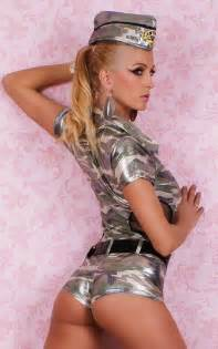 Cheap us army hot pants overall costume wholesale at dearlover