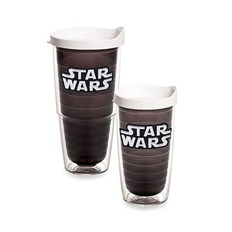 tervis bed bath and beyond tervis 174 star wars logo tumbler with lid bed bath beyond