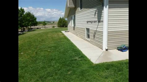 concrete walkways  building perimeter  protect