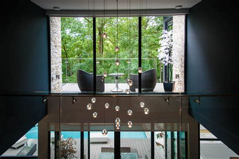 design house lighting canada pendant lighting balcony contemporary house in toronto