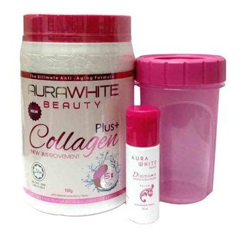 Aura White Collagen Plus aurawhite collagen plus 2017 aura white collagen testimoni aurawhite collagen