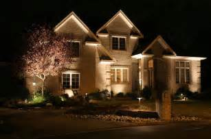 Outdoor House Lighting Ideas Plushemisphere Ideas On How To Secure Home Outdoor Lightings