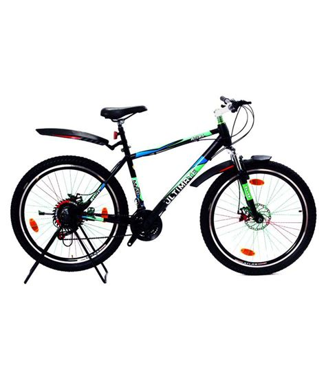 Ultimate Prizes atlas ultimate motion 26t 21 speed black green 66 04 cm 26