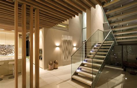 open interiors modern open staircase interior design ideas