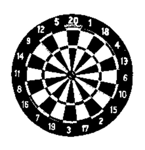 pattern dartboard numbers the dartboard sequence