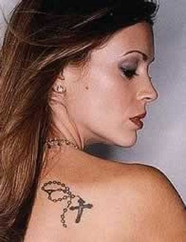alyssa milano tattoostattoo picturestattoo photos girls